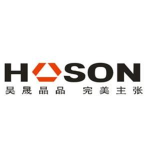 昊晟玻璃 logo