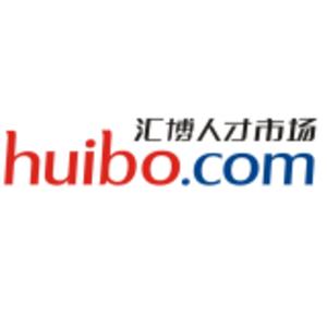 匯博人才市場 logo