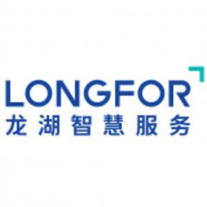 龍湖物業 logo