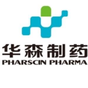 華森制藥 logo
