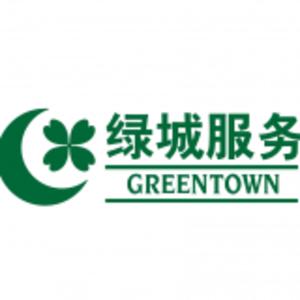 綠城物業 logo