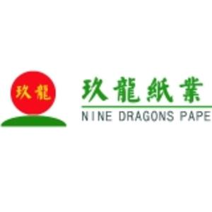 玖龍紙業 logo