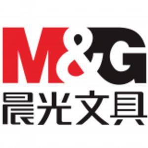 晨光文具 logo