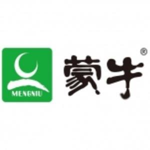 蒙牛幸福乳業銷售 logo