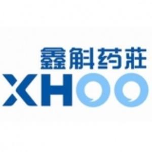 鑫斛藥莊 logo