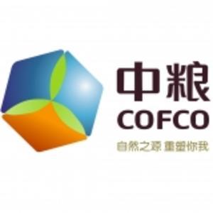 中糧物業 logo