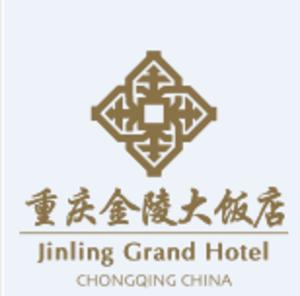 金陵大飯店 logo
