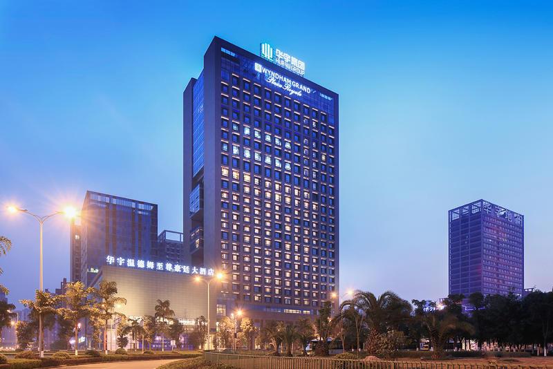 華宇溫德姆至尊豪廷大酒店 環境照片和活動照片