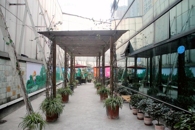 蘇寧易購 環境照片和活動照片
